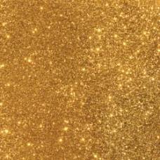 "Лист бумаги с глиттером ""Gold"" от American Crafts"