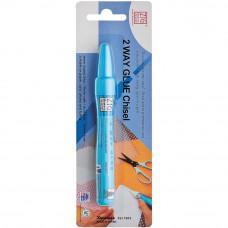 Клей карандаш Zig 2-Way Glue Pen Carded