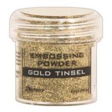 Пудра для тиснения Embossing Powder Gold Tinsel
