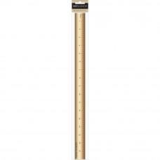 Металлическая линейка - Gold Plated - Ruler - DIY Shop от American Crafts