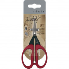 Ножницы Tim Holtz Non-Stick Micro Serrated Mini Snips 5""