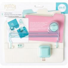 Доска для создания разделителей - Tab Punch Board - We R Memory Keepers