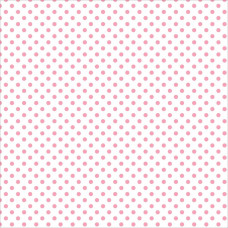 "Лист веллума  Echo Park Easter Dots & Stripes Vellum 12""X12"" Pink Blossoms"