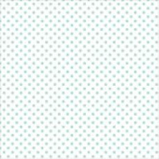 "Лист веллума  Echo Park Easter Dots & Stripes Vellum 12""X12"" Blue Eggs"