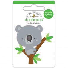 Наклейки 3D At The Zoo KC Koala Doodlebug Doodle