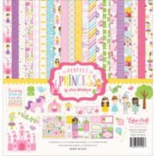 """Набор бумаги Perfect Princess от Echo Park  12""""X12"""""""