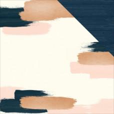 """Лист бумаги с фольгированием """"Swatch"""" коллекции """"Blush"""" от MME"""
