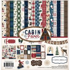 Набор бумаги Cabin Fever от Carta Bella, 30*30