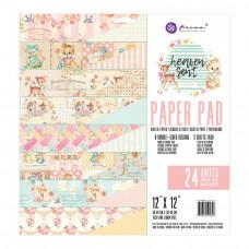Набор бумаги 30*30, 24 л Heaven Sent 2 от Prima Marketing