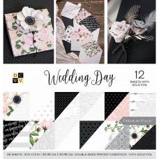 Набор бумаги Wedding Day от  DCWV