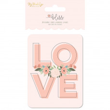 Набор карточек Bliss Double-Sided Journal Cards 24/Pkg от My Minds Eye