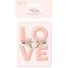 Набор карточек Bliss Double-Sided Journal Cards 24/Pkg от My Minds Eye