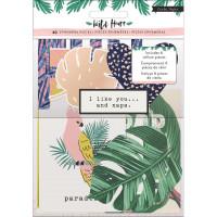 Высечки Wild Heart Ephemera Cardstock Die-Cuts от Crate Paper