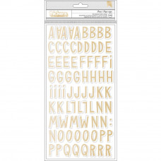 Алфавит Maggie Holmes Willow Lane Thickers Stickers 172/Pkg