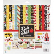 Набор бумаги Back To School от Echo Park
