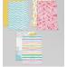 Набор картонных разделителей для планера «Тропики», 16 × 25, 6 листов