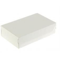 Упаковка, короб белый 23 х 14 х 6 см