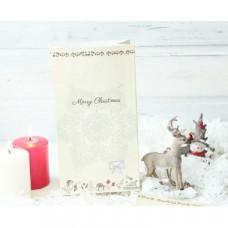 """Пакет новогодний для упаковки подарков"""" Merry Cristmas"""""""