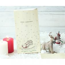 """Пакет новогодний для упаковки подарков"""" """"Дед мороз"""