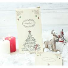 """Пакет новогодний для упаковки подарков"""" Новогодняя елка"""""""