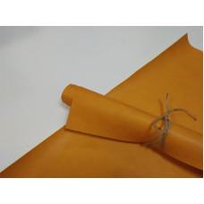 Переплётный кожзам - Апельсин 35*50