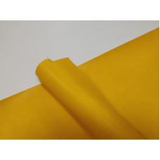 Переплётный кожзам - Желтый 35*50