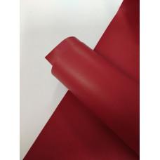 Переплётный кожзам - Красный 35*50