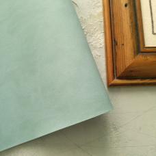 Переплётный кожзам - Серо-голубой 35*50