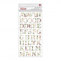 Набор алфавита AUBURN LANE  от Pink Paislee