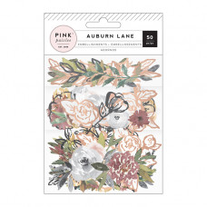 Высечки Auburn Lane Ephemera Die-Cuts от Pink Paislee