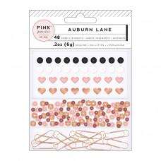 Набор декоративных элементов    AUBURN LANE от  Pink Paislee