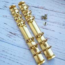 Кольцевой механизм на шесть колец а6 (17 см) Золото