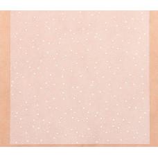 Ацетатный лист с фольгированием «Золотое сияние», 20 × 20 см