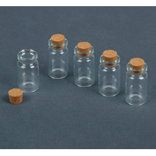 Баночки для хранения бисера, d = 2 × 4 см