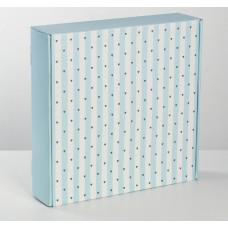 Складная коробка «Храни идеи», 34.3 × 34.9 × 8.5 см