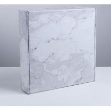 Складная коробка «В шаге от мечты», 34.3 × 34.9 × 8.5 см