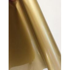 Термотрансферная пленка, Матовое золото