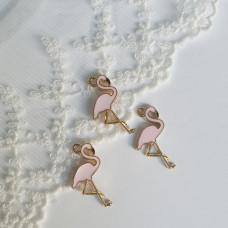 """Подвеска """"Фламинго"""" розовый"""