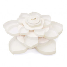 Bloom Embellishment Storage WHITE от WeR memory keepers