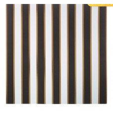 Бумага в листах «Тёмные полосы», 30,5 х 30,5 см, 180 г/м