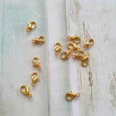 """Карабины 12 мм Золото"""""""