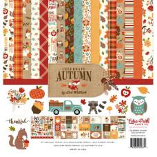 Набор бумаги коллекции «Celebrate Autumn» от Echo Park