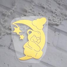 """Картинка из термотрансфера """"Мишка"""""""