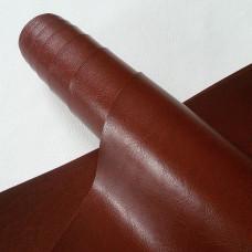 Переплётный кожзам - коричневый глянец 35*50
