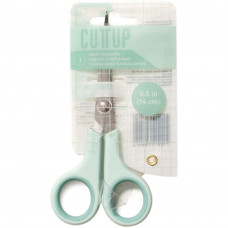 "Ножницы Cutup Fine Tip Craft Scissors 5.5"" мятные"
