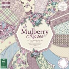 Набор бумаги Mulberry Kisse  Premium Paper Pad 30*30
