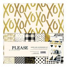 Набор бумаги Yes, Please от  My Minds Eye