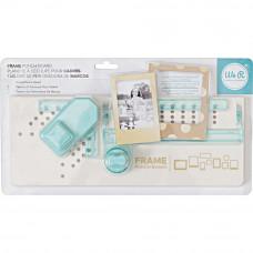 Доска для изготовления рамок - Frame Punch Board - We R Memory Keepers