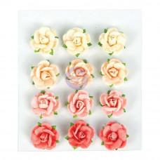 Цветы Love Clippings Flowers Lovelies от Prima Marketing
