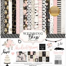 Набор бумаги для скрапбукинга WEDDING BLISS  от  Echo Park